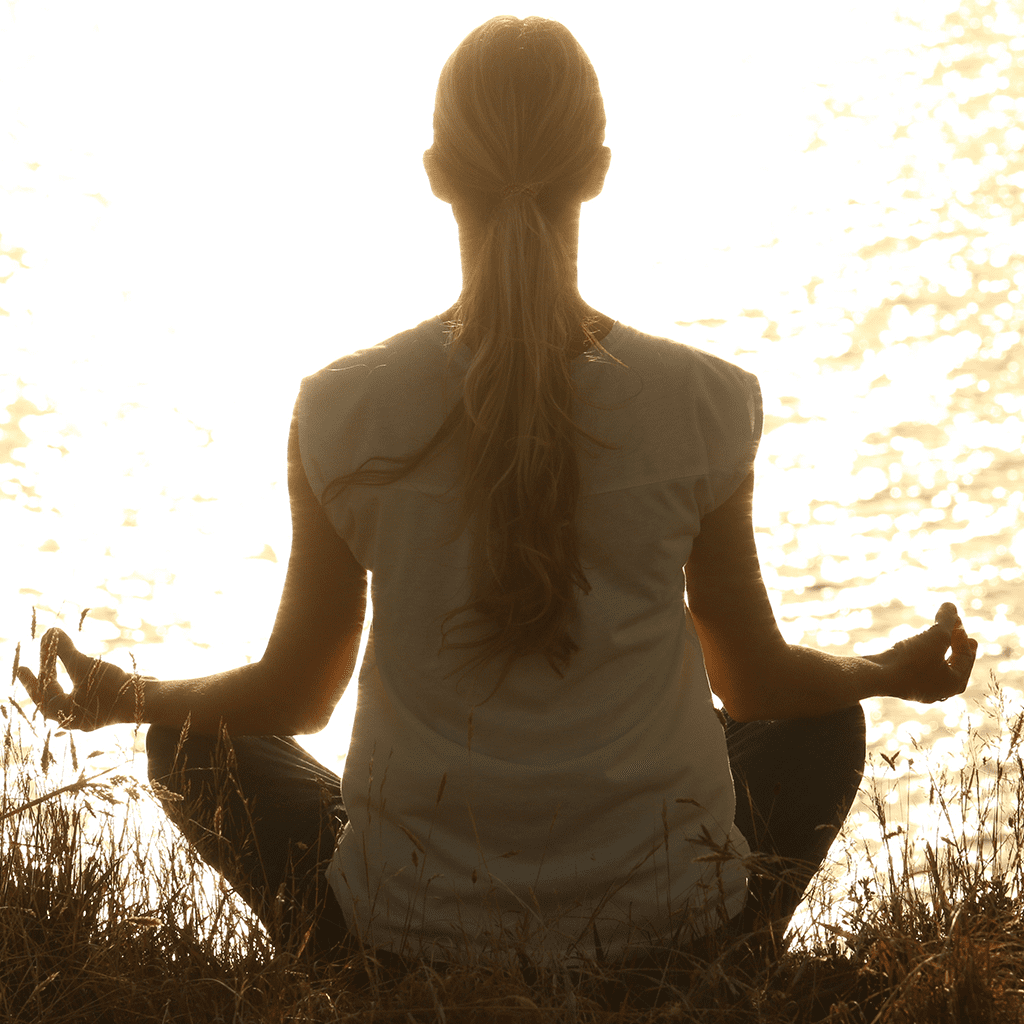 瞑想をするのサムネイル画像