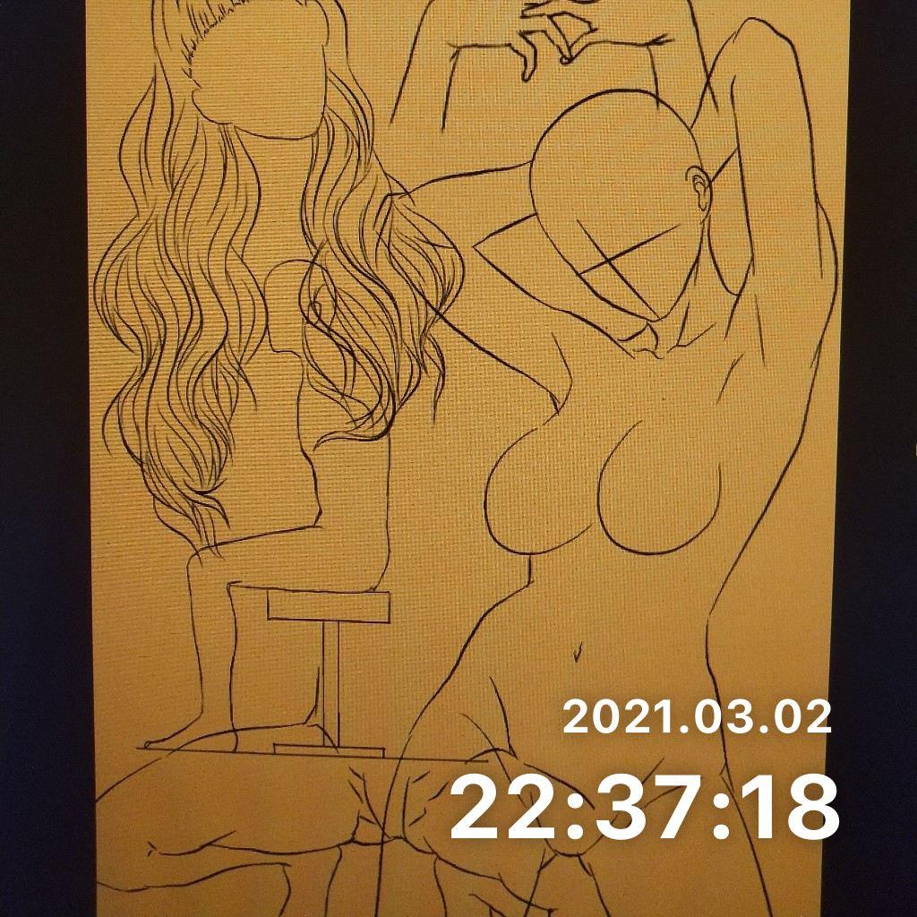 毎日イラストを描くのサムネイル画像