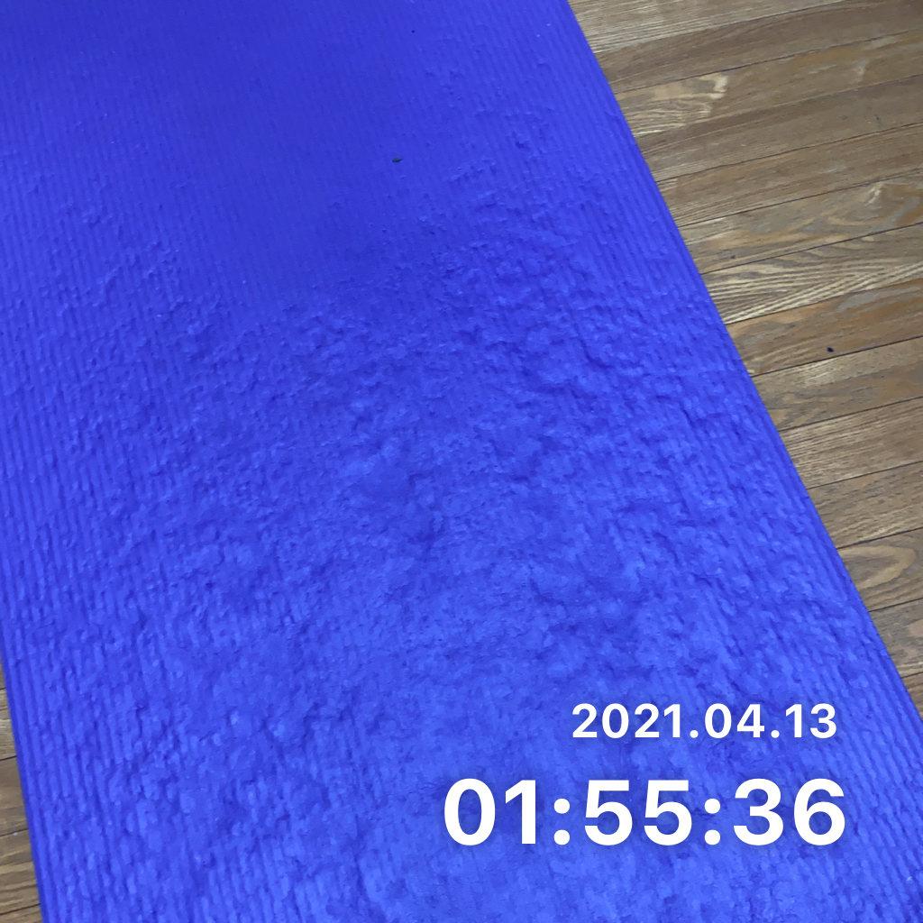 毎日部屋でできる運動をするのサムネイル画像