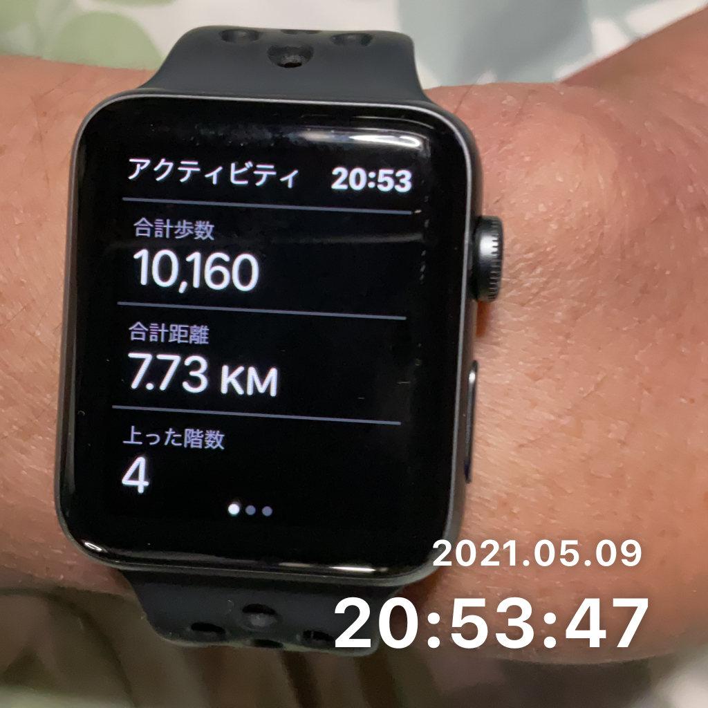 毎日1万歩歩くのサムネイル画像