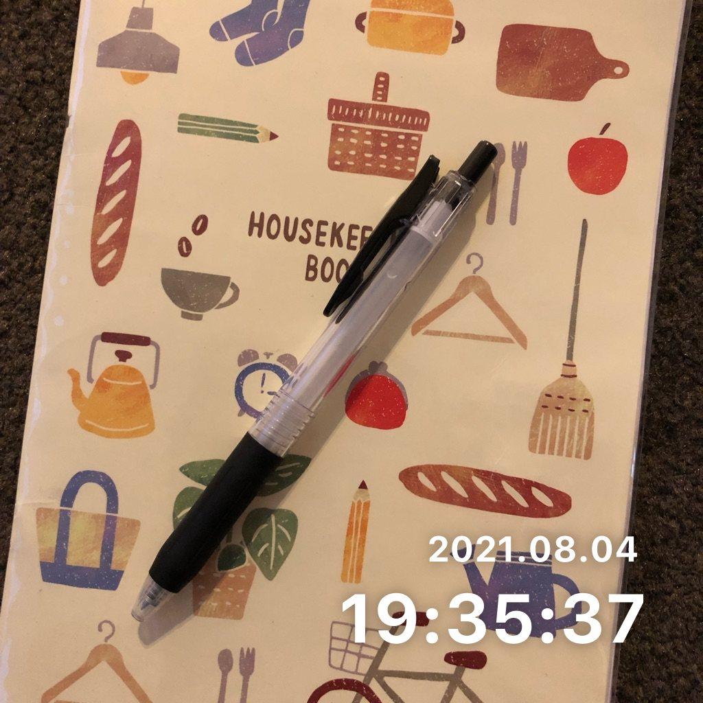 毎日家計簿を付けるのサムネイル画像
