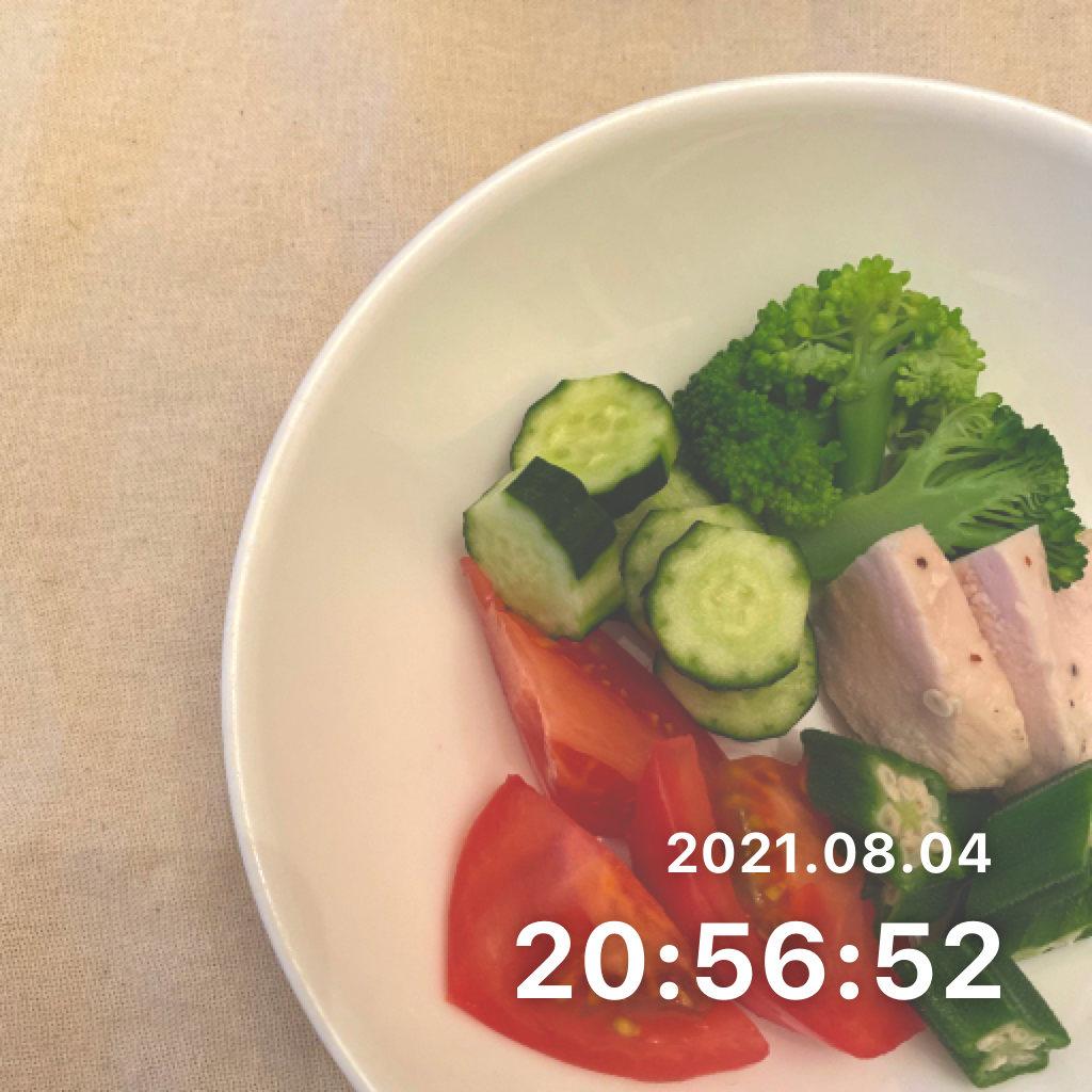 野菜/フルーツを摂取するのサムネイル画像