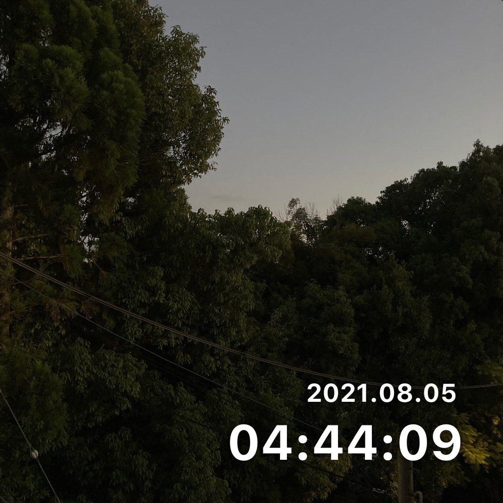 毎朝5時に起きるのサムネイル画像